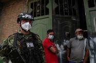Policía Militar Colombia
