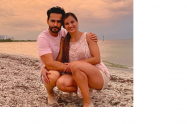 Fabián Ríos y Yuli Ferreira