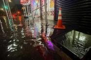 Inundaciones en Nueva York - tormenta Ida