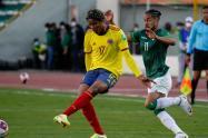 Selección Colombia - Eliminatoria