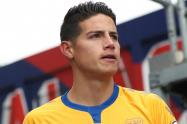 James Rodríguez noticias hoy, Everton
