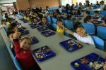 Comedor escolar colegio de Bogotá