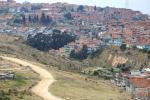 Urbanizaciones ilegales en Ciudad Bolívar