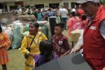Indígenas emberas regresan a sus territorios