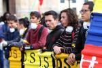 Los estudiantes también reclaman el respeto a la protesta social.