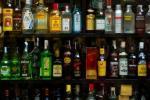 Ladrones se metieron a un supermercado y robaron trago