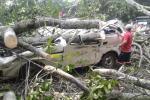 Accidente en la vía Sardinata-Cúcuta