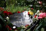 Lápida de Rosa Elvira Cely