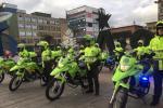 Refuerzan seguridad en estaciones de Transmilenio