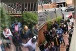 Denuncian aglomeración en Teusaquillo para reclamar medicamentos