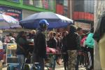 San Victorino, centro de Bogotá en pandemia.