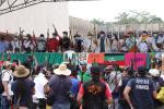 Movilización a Bogotá