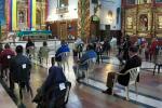 Iglesias Católicas con protocolos de bioseguridad / Coronavirus en Colombia