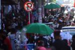 San Victorino – vendedores informales no respetan distanciamiento