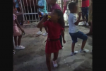 Escándalo en Cartagena por video de menores ingiriendo licor y bailando en vía pública