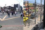 Protestas en Engativá por cuarentena UPZ
