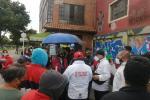 Manifestaciones en Suba