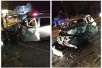 Accidente de tránsito en la vía Soacha - Sibaté