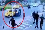 Taxista asesinado por fleteros