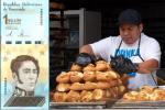 Un millón de bolívares y una panadería