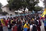 Protestas 30 de abril