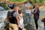 La mujer fue capturada en Huila.