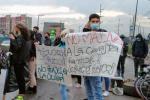 Paro Nacional 28 de abril - protestas en Bogotá