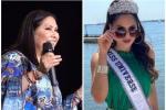 Andrea Meza, Miss Universo y Ana Gabriel