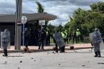 Enfrentamientos en Suba