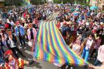 Marcha del Orgullo Gay en Bogotá