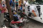 ¡Intolerancia extrema! Mujer le propinó puñalada a conductor porque le cobró el pasaje en Melgar