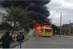 Bus en Suba