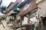 evacuación viviendas