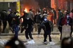 Disturbios en Bogotá - Desmanes en Bosa 8 de septiembre 2021