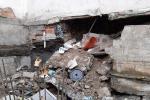 Un hombre murió al caerle un muro de adobes en el barrio la Palma de Medellín