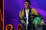 Nairo Quintana en 'Quién es la máscara'