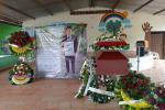 Velorio Leonel Martínez Mendoza