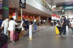 Viajeros Aeropuerto El Dorado