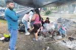 Comunidad emberá en el parque nacional