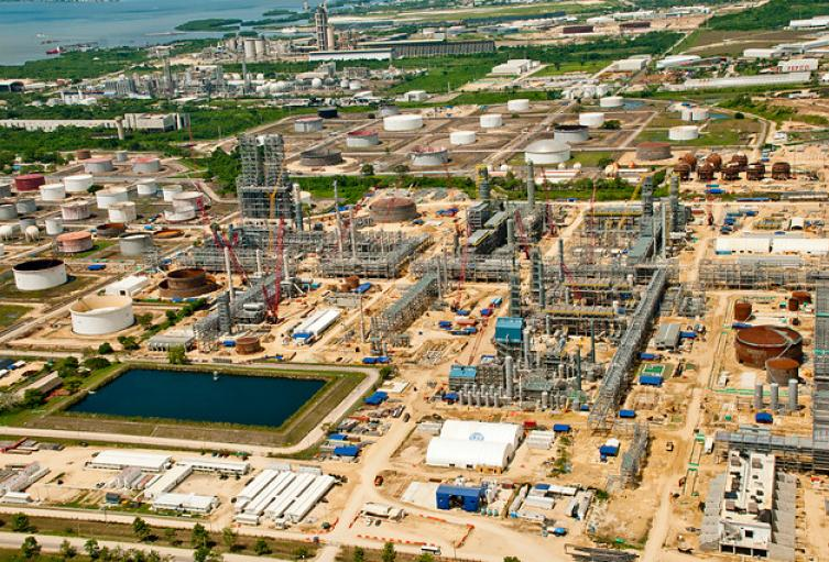 La Refinería de Cartagena (Reficar)