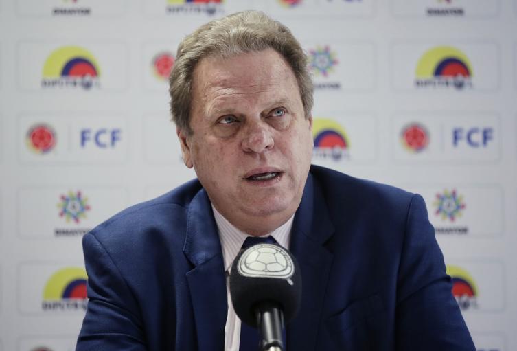 Ramón Jesurún, presidente de la FCF, que está investigada por reventa de boletería