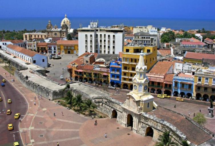Panóramica Cartagena