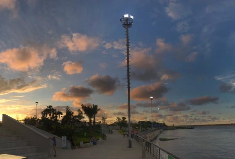 Malecón de Barranquilla impulsa desarrollo de la ciudad