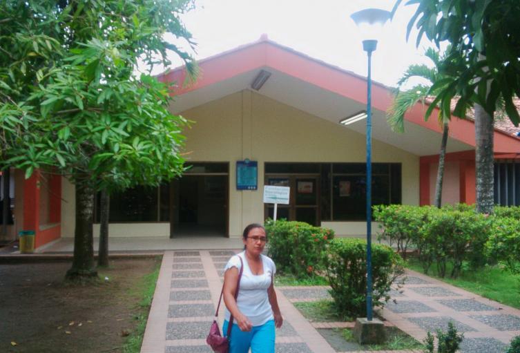En el hospital San Jerònimo atiendeen pacientes de Còrdoba y bajo cauca antioqueño.