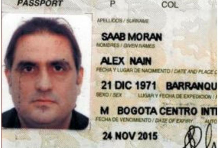 Empresario Alex Saab