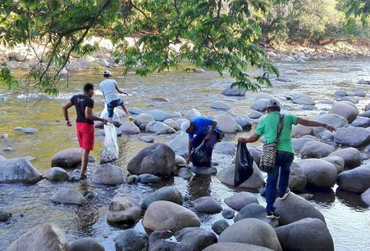 Río Güatapuri, Valledupar