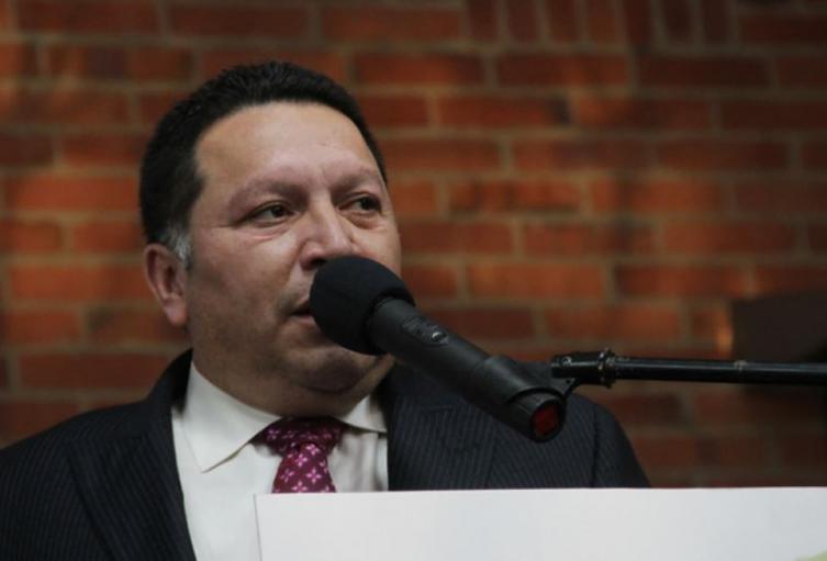 Manuel Vicente Duque, ex alcalde de Cartagena.