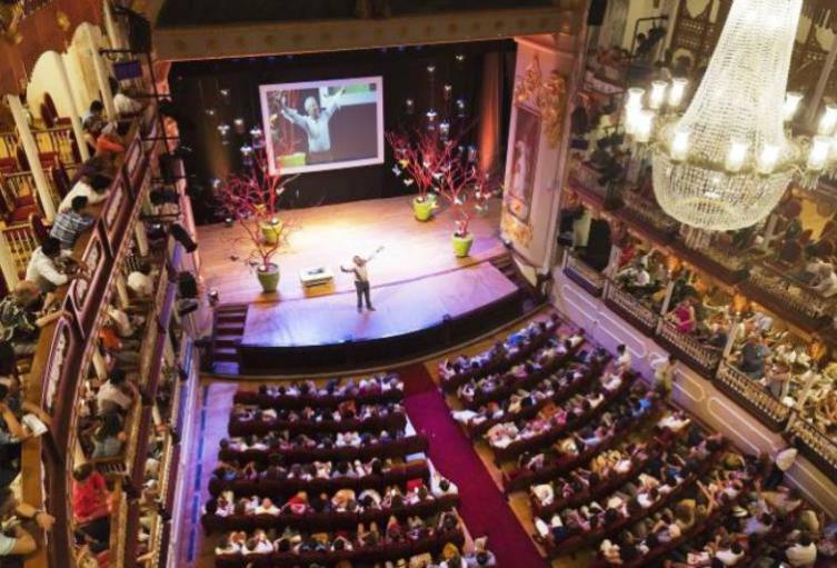 Hay Festival en Cartagena y Bolívar