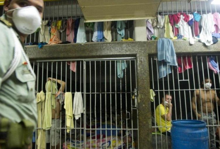 Tres internos de la cárcel de Villavicencio están hospitalizados con síntomas de coronavirus