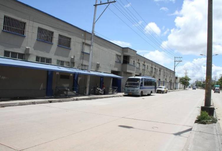 Por fallas en dos fusibles, sin energía cárcel modelo de Barranquilla